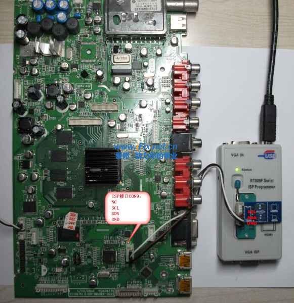 创维5800-a4t360机芯电路图